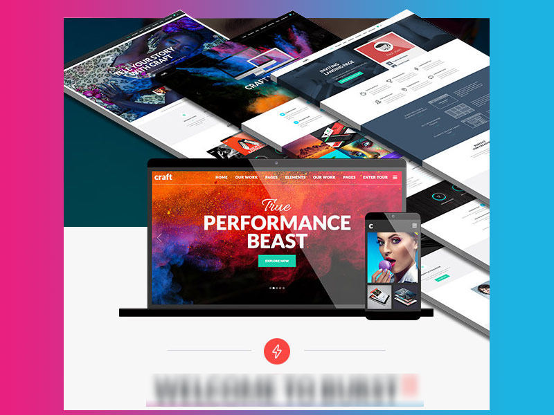 Theme from Themeforest